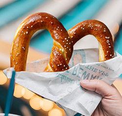 pretzel product