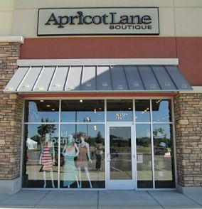 Apricot Lane outside