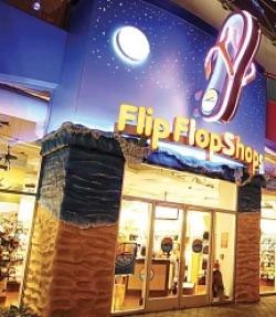 Flip Flop Shops - franchise business for sale, Frisco, Texas