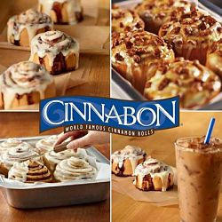 cinnabon products