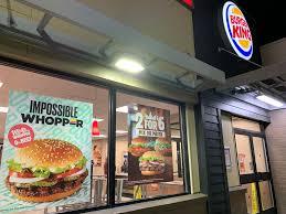 Burger King Franchise Resales