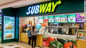 Subway Franchise Resale